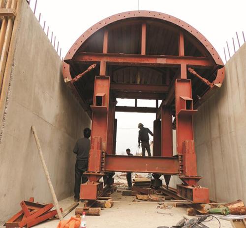 桥梁挂篮厂家简单介绍挂篮拼装和拆除需要符合的规定