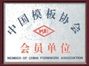 中国模板协会