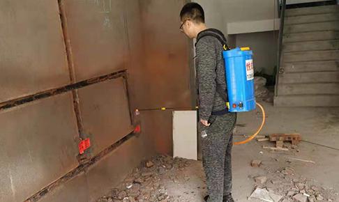 重庆房屋装修白蚁预防