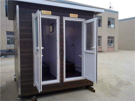 重庆循环水移动厕所