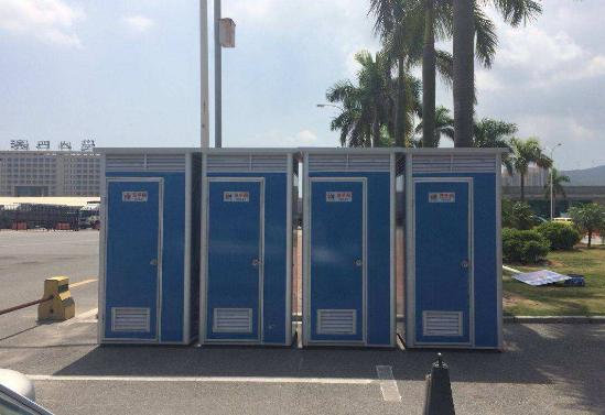 移动厕所放置在公共场所的好处