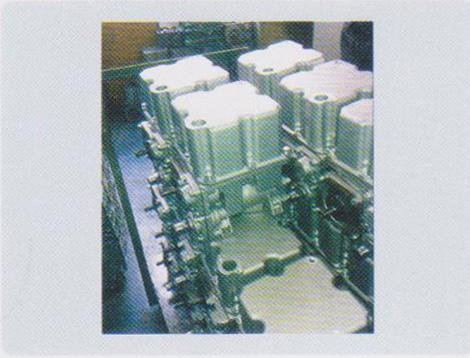 加油机组合泵
