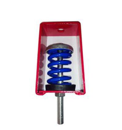 弹簧挂式减震器