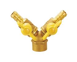 黄铜燃气阀