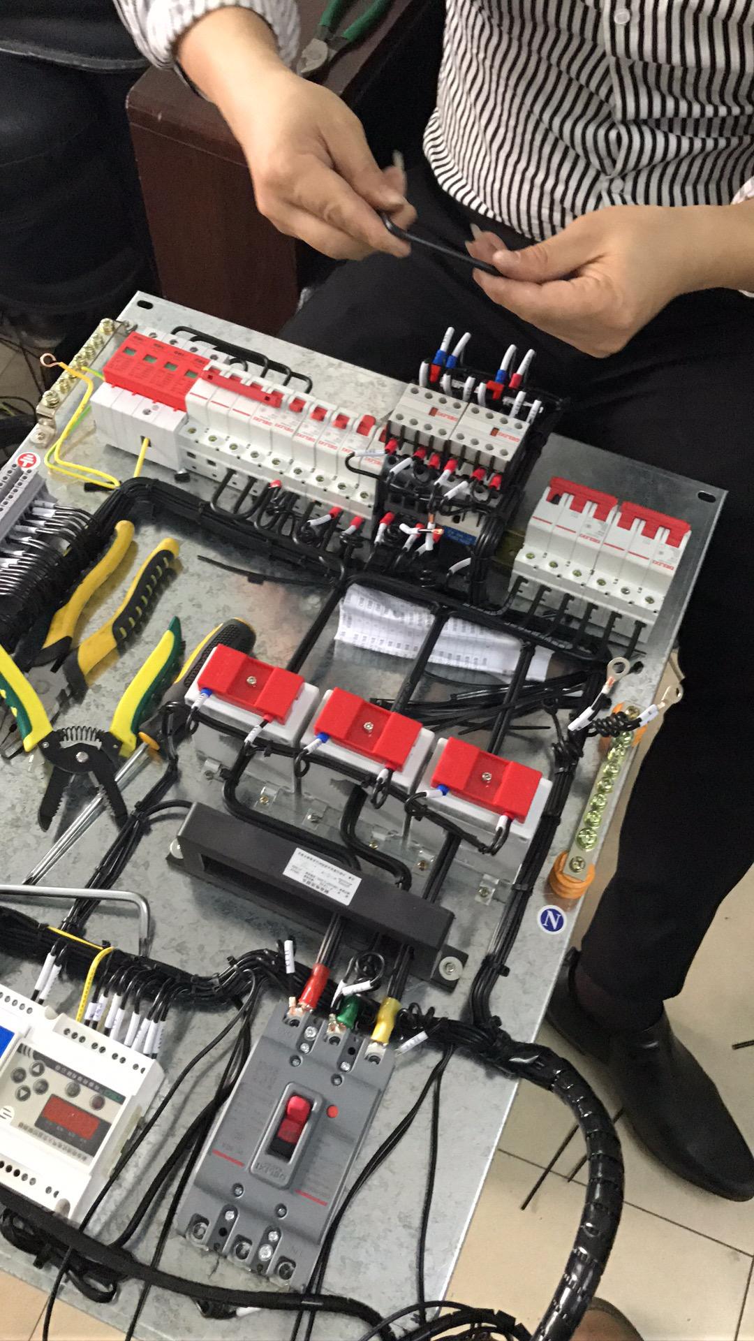 配电柜的构成原理及技术,你学会了吗?