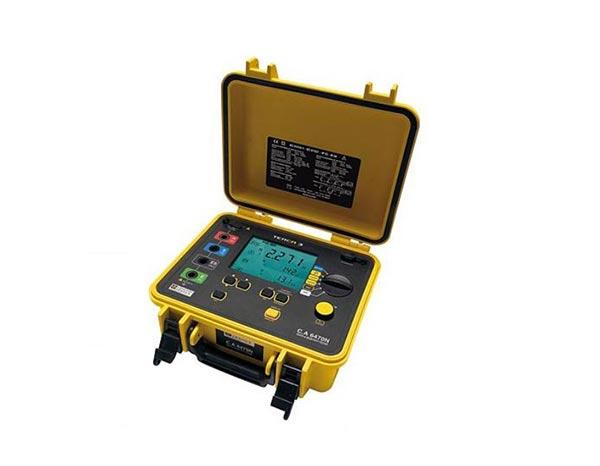 K-6470N多功能大电流接地电阻测试仪