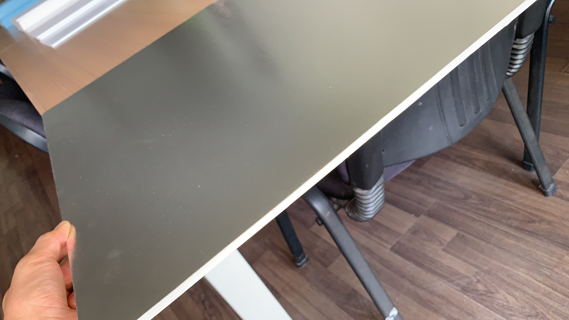 铝箔地暖板