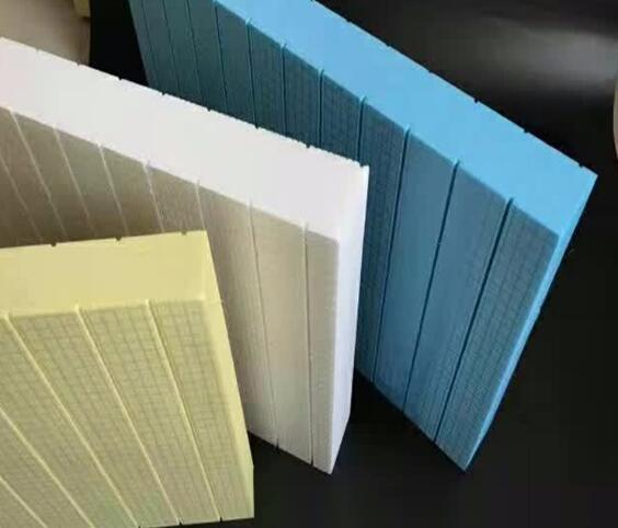 XPS挤塑板具有高强度抗压作用