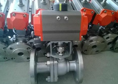 盾尾油脂泵、气动球阀等气动元件不动作处理办法