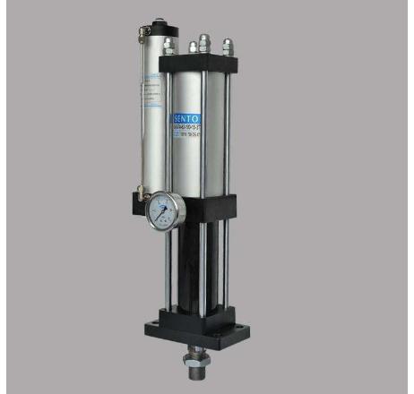 气液增压缸为什么会是执行元件?