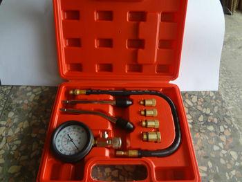 气缸压力表的使用及注意事项