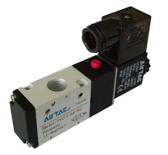 气动电磁阀的用处电磁阀用于液体和气体管路的开关操控