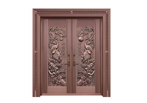 别墅铜门日常维护需要如何做