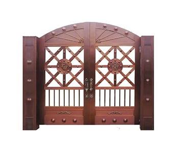 浅谈一下铜门比较其他门有什么优势!