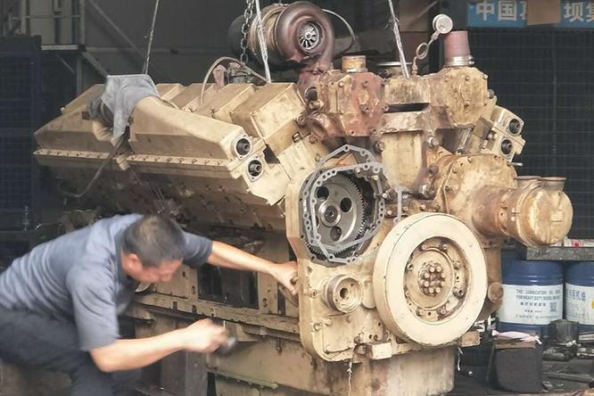 重庆发动机维修