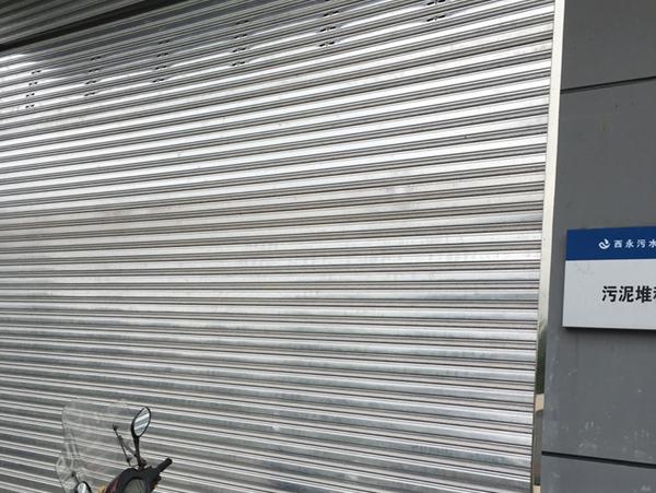 重庆铝合金卷帘门