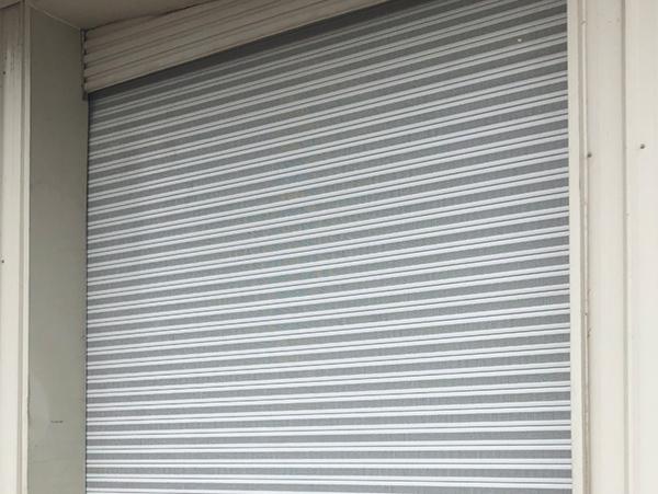 重庆铝型材卷帘门