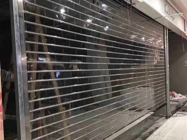 重庆水晶卷帘门厂家