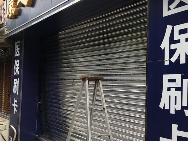 重庆沙坪坝铝合金卷帘门