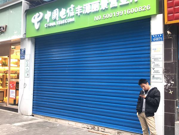 重庆江北彩钢卷帘门