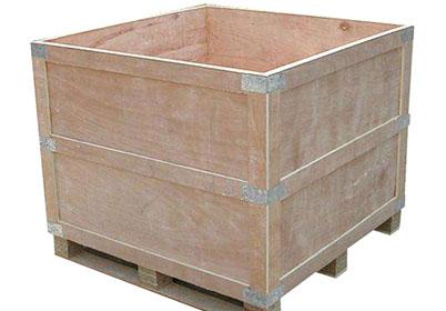 我国的木箱包装需要走绿色的包装之路