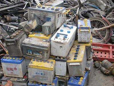 叉车电瓶回收