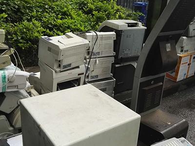 回收各种复印机
