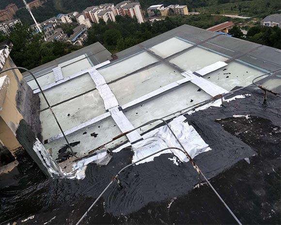 屋面楼顶防水