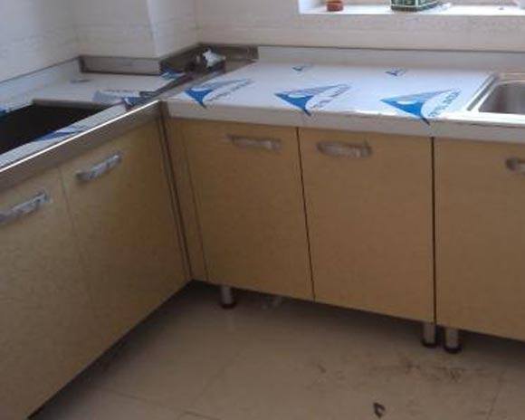 厨房台面防水