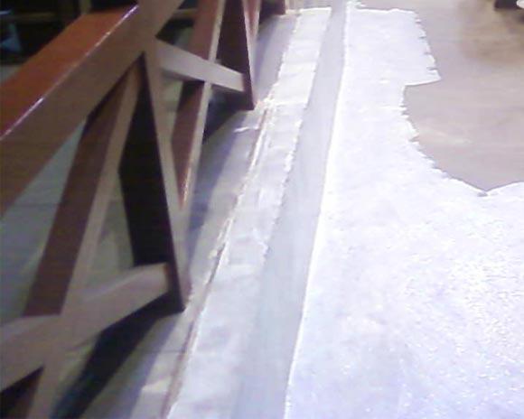 露面阳台防水