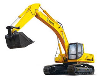 XG836EL履带式挖掘机