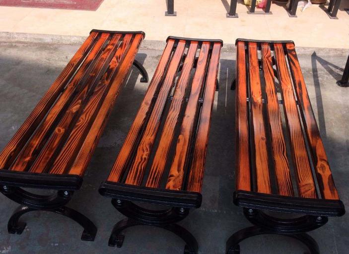 碳化木扣板