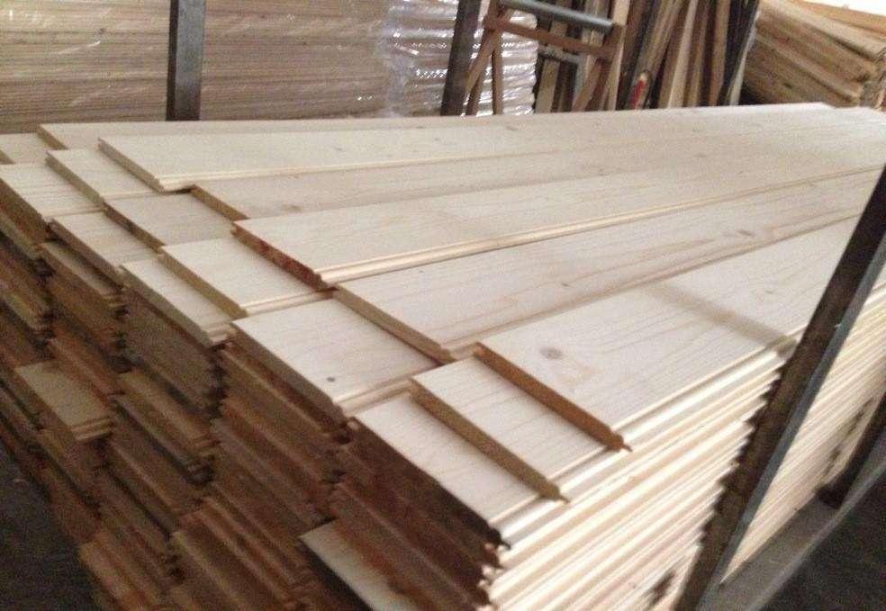 松木扣板供应