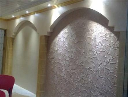 文化墙质感漆