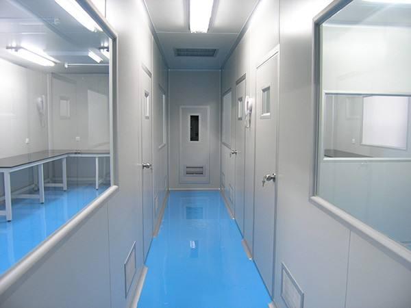 化工实验室无尘净化