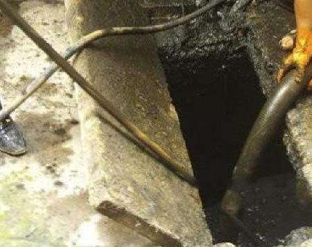 厨房下水道堵塞要如何进行疏通