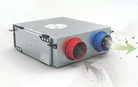 曼瑞德NET系列热回收型新风主机