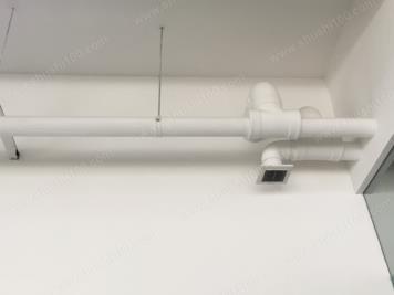 管道式新风系统安装效果图