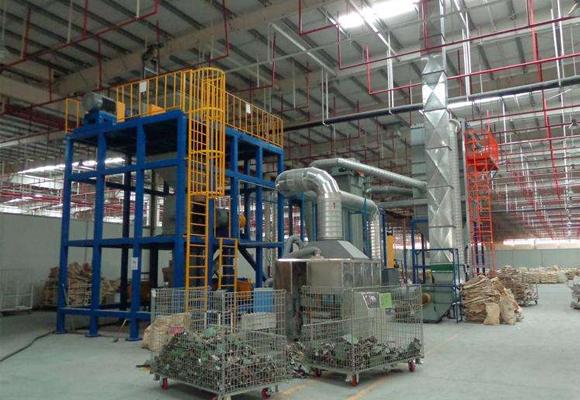 重庆沙坪坝机械加工制造拆除回收
