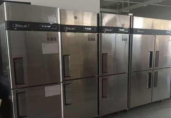 重庆柏旭酒店冰柜回收