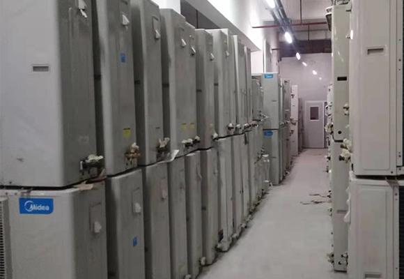 重庆电子厂制冷设备回收