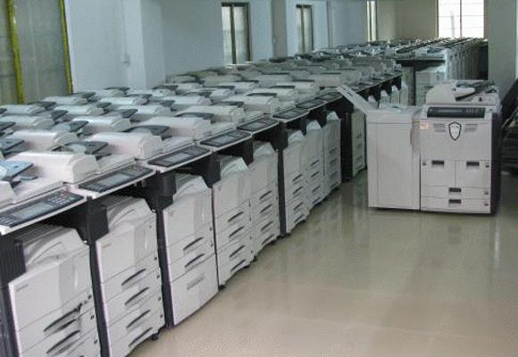 重庆印刷纸加工厂传真机回收