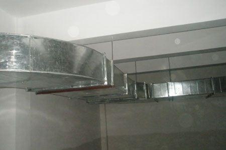厨房通风管道制作