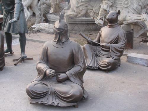 雕塑艺术从更高的层面认识和表达世界