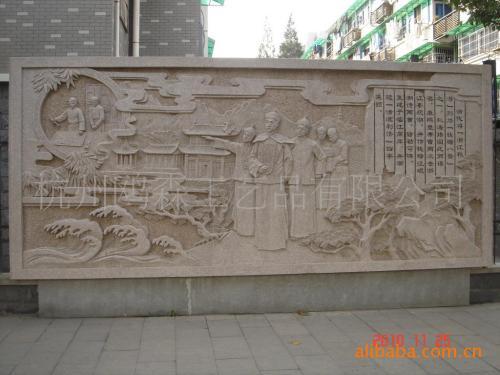 石雕牌坊是一种具有艺术魅力的作品