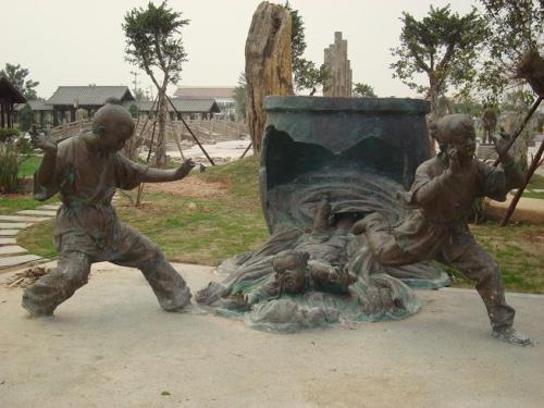 雕塑制作的流程一般都包含这几步