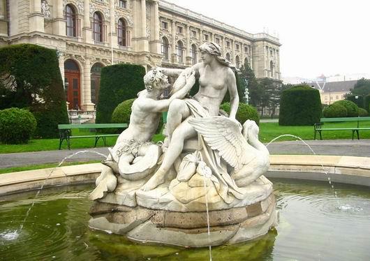 著名景观雕塑