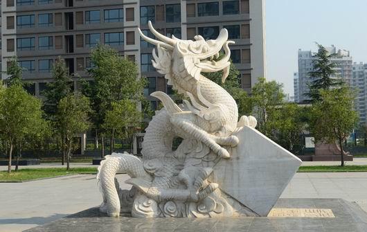 地区市政雕塑