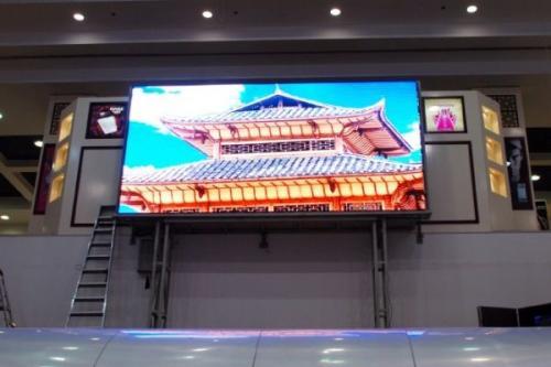 重庆渝北区LED显示屏安装