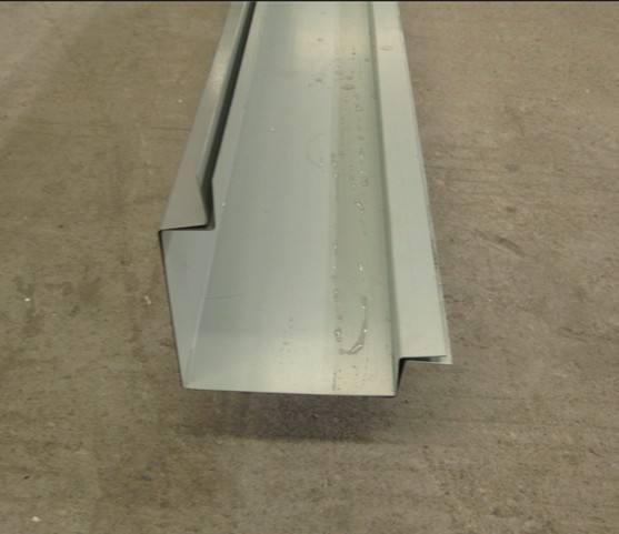 镀铝锌彩钢折件